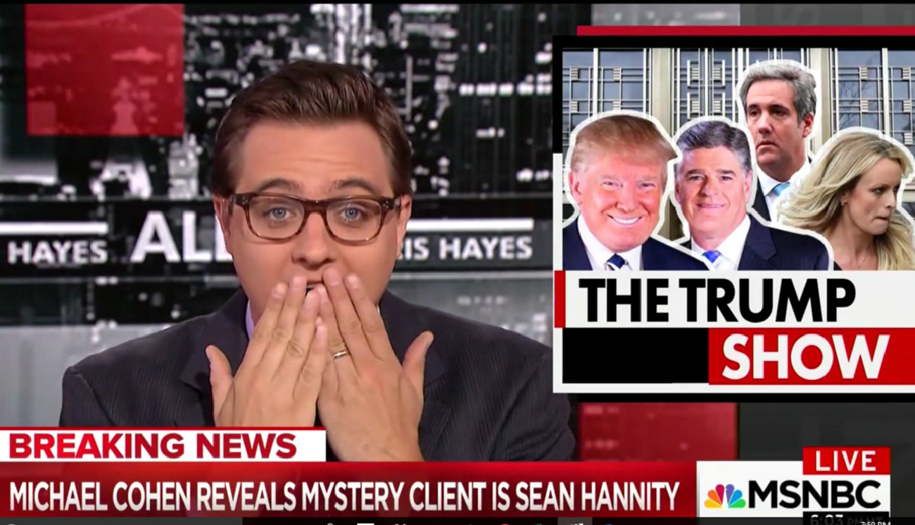 Chris Hayes Gets Triggered When Dr. Paul Gosar Referred to It As The Wuhan Virus