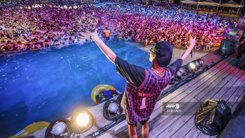 Wuhan China Pool Party in the Middle of August – Did We Get Played?
