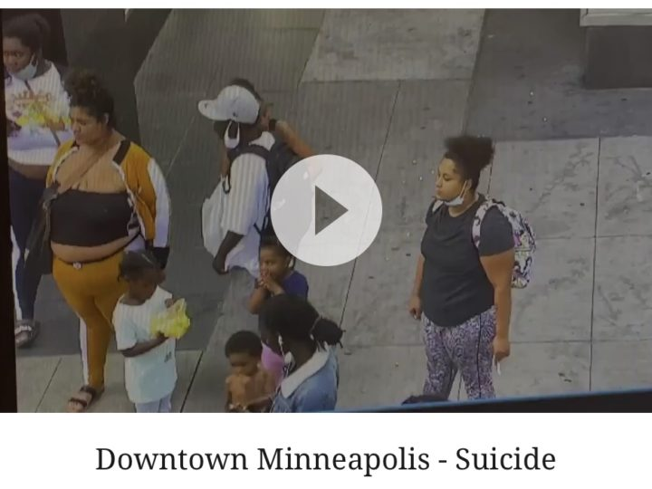 Downtown Minneapolis – Riots – Looting – Protests